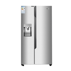 یخچال فریزر 24 فوت هایسنس مدل RC-71WS4SA - Hisense RC-71WS4SA Side-by-Side Refrigerator