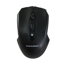 ماوس بی سیم فراسو مدل FOM-1480RF - Farassoo FOM-1480RF BLACK Wireless Mouse