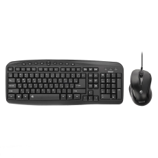 کیبورد و ماوس بیاند مدل FCM-4220  - Beyond FCM-4220 Keyboard and Mouse With Persian Letters